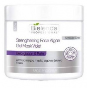 Bielenda Professional Strenghtening Algae Peel Off Face Mask Violet Rutin 200g