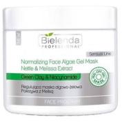 Bielenda Professional Normalising Face Algae Gel Mask Nettle Melisa 200g