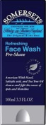 Somersets Pre-shave Face Wash 100ml