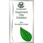Coolherbals Gopichand Clay Exfoliator 50g - Natural Skin Care