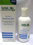 Skin Doctor Herbal Hair Away Soothing Gel Removal 100ml New Soothes Moisturies