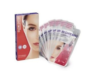 Skin Republic Glow Getter Set Containing 8 Brightening Vitamin C Face Mask