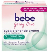 Bebe Young Care 08480 Balancing Cream 50 Ml