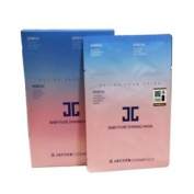[jayjun] Baby Pure Shining 3 Steps Facial Mask Sheet 25ml*10 Pcs