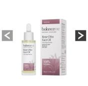 Balance Me Rose Otto Face Oil Mature Very Dry Sensitive Skin 30ml
