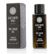 Gentlemen's Tonic Babassu And Bergamot Pre Shave Oil 50ml Mens Skin Care