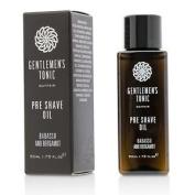 Gentlemen's Tonic Babassu And Bergamot Pre Shave Oil 50ml Mens Skin Care