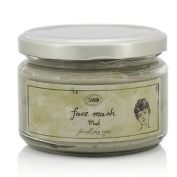 Sabon Face Mask Mud - For All Skin Types 987967 200ml Womens Skin Care