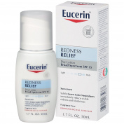 Eucerin Redness Relief Daily Perfecting Lotion Spf 15, 50ml Bottle