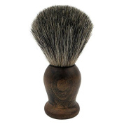 Weishi Shaving Brush, 100% Pure Mixed Badger With Rosewood Wooden Handle