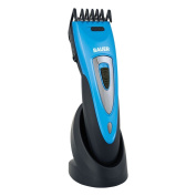 Bauer Rechargeable Cordless Hair Trimmer Portable Electric Grooming Clipper Set