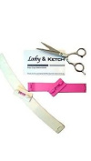 Hair Cutting Tool Set For Long Hair And Fringes