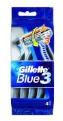 Razor Gillette Blue 3/4bore Sac 1