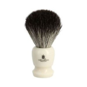 Vie-long Badger Hair Brush And Stand Cream