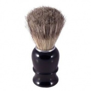Thiers Issard Pure Badger Hair Shaving Brush - Black