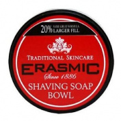 Erasmic Shaving Soap Bowl 90g