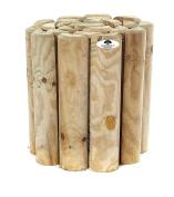 30cm Log Roll Border Edging