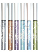 Choose A Colour Collection 2000 Glam Metallics Coloured Liquid Eyeliner Shimmer
