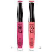 Bourjois Paris Bb 5 In 1 Lip Gloss 5.7ml - Choose Shade