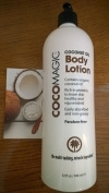 100% Genuine Cocomagic Organic Coconut Oil Body Lotion Moisturiser Xl Size 946ml