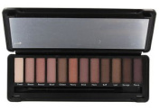 Covershoot Captured 12 Colour Eyeshadow Palette