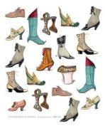 "Glasses Cloth "" Historic Shoes"""