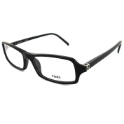Fendi Frames Glasses 866 001 Shiny Black