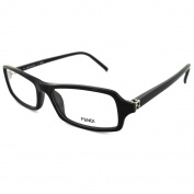 Fendi Frames Glasses 866 001 Shiny Black