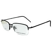 Porsche Design Glasses Frames P8198 A Black