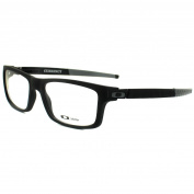 Oakley Glasses Frames Currency 8026-13 Satin Black/grey 54mm