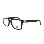 Mont Blanc Glasses Frames 0443 056 Havana