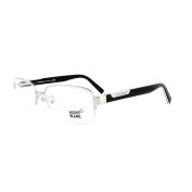 Mont Blanc Glasses Frames 0430 016 Shiny Palladium Black
