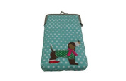 Gisela Graham Party Dog Glasses Case