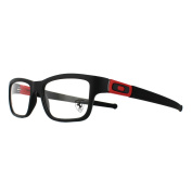 Oakley Glasses Frames 8034 Marshal 803409 Black Ferrari Red Men 51mm