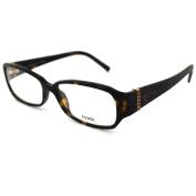 Fendi Frames Glasses 777r 238 Dark Havana Tortoiseshell