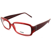 Fendi Frames Glasses 839r 639 Red Opal Pink