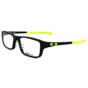 Oakley Glasses Frames Chamfer 8039-06 Matt Black / Retina Burn