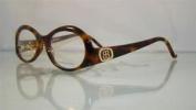 Balenciaga Paris Bal 0117 05l Tortoise Glasses Eyeglasses Frames Size 50