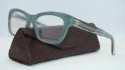 Gucci Gg 3825 R4c Pearl Green Unisex Frames Glasses Eyeglasses Size 52
