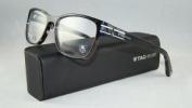 Tag Heuer Urban Phantomatik Th 0533 002 Black Glasses Eyeglasses Frames Size 52