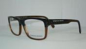 Porsche Design P 8190 C Carbon & Brown Brille Glasses Eyeglasses Frames Size 56