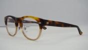 New Gucci Gg 1089 Y5g Havana Beige Frames Glasses Eyeglasses Size 50