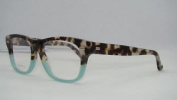 New Gucci Gg 3769 H45 Beige Tortoise Green Frames Glasses Eyeglasses Size 50
