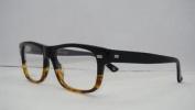 New Gucci Gg 1080 Ohq Black & Havana Frames Glasses Eyeglasses Size 53