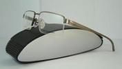 Porsche Design P 8160 E Titanium Matt Antique Bronze Eyeglasses Frames Size 54