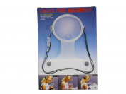 Hands Free 1.5x 110mm Craft Magnifier 4.25x Bifocal Sewing Knitting Reading