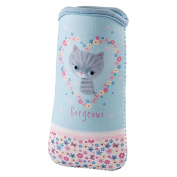 Hallmark By Enesco A28214 Little Meow Cat Phone Glasses Sleeve