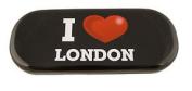 I Love London Glasses Case - I Heart London - Uk Sunglasses Spectacle Holder