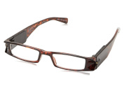 New Foster Grant Light Specs Liberty Reading Glasses 1.50 Tortoise