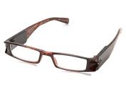 New Foster Grant Light Specs Liberty Reading Glasses 1.50 Tortoise